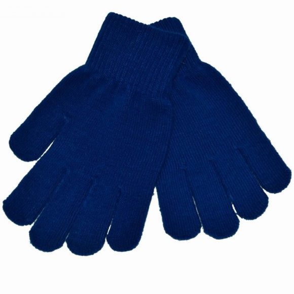 Stretch Gloves Royal