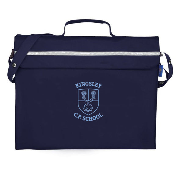 Kingsley Primary Satchel Navy