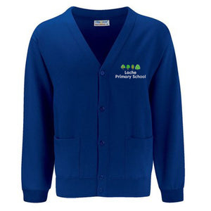 Lache Primary Cardigan Royal