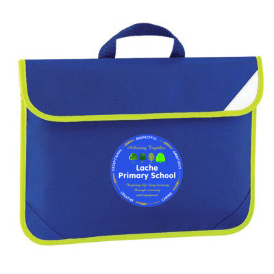 Lache Primary Book Bag Royal
