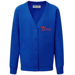 Oldfield Primary Cardigan Royal