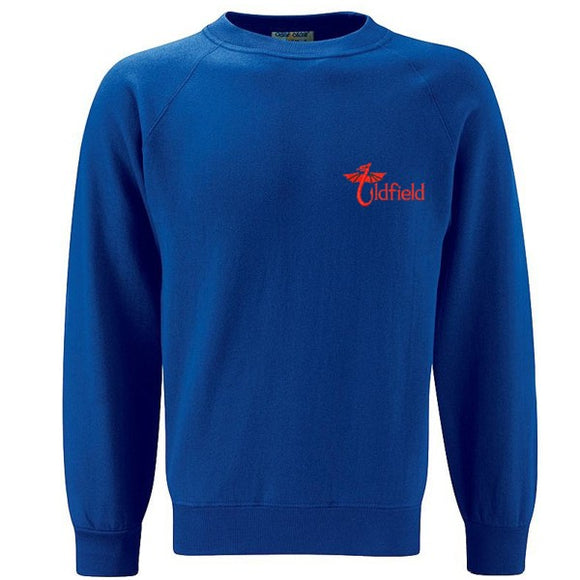 Oldfield Primary Sweatshirt Royal
