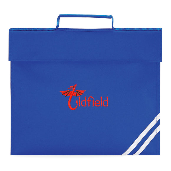 Oldfield Primary Book Bag Royal