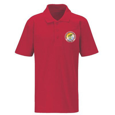 Overleigh Polo Shirt Red