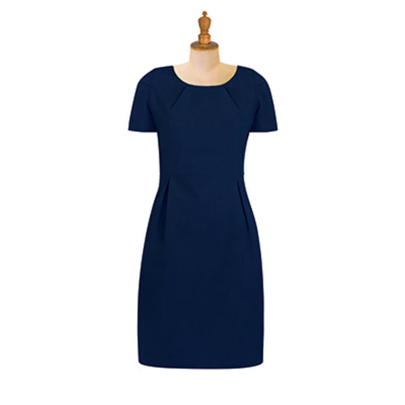 Ladies Primrose Dress Navy