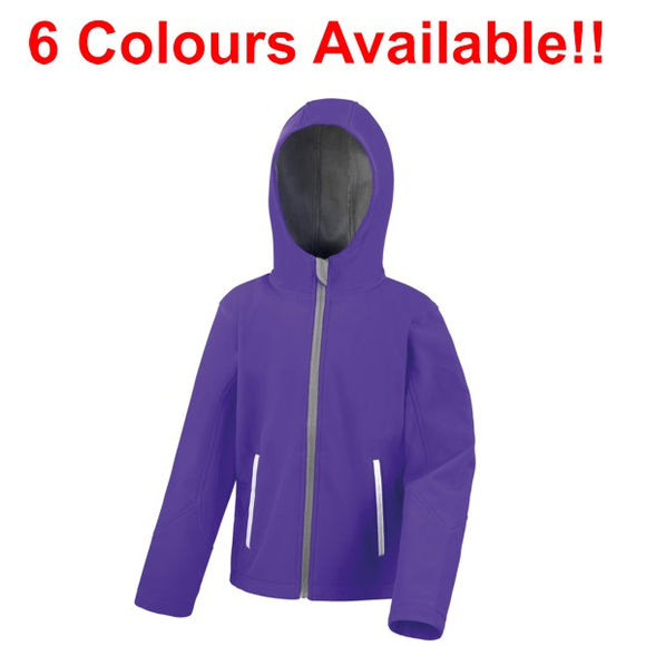 Softshell Jacket (No Logo)