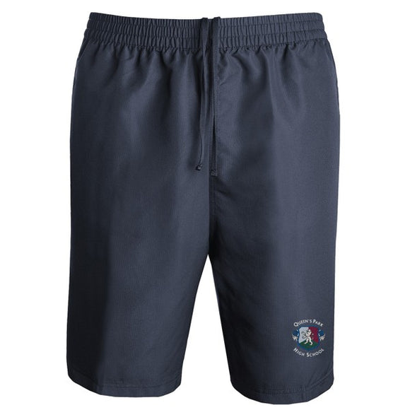 QPH *NEW* PE Shorts Navy / Silver