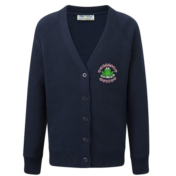 Stepping Stones Cardigan Navy