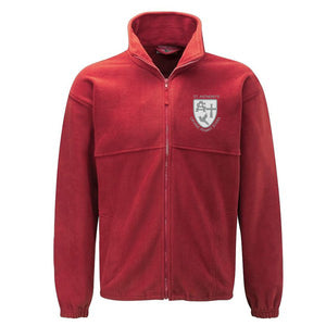 St Anthony's Fleece Red