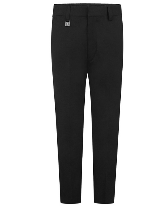 Zeco Slim Fit Trouser Black