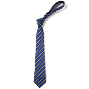 Tie - Royal / Gold