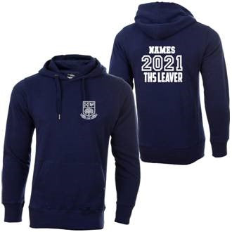 Year 11 Leavers Hoodie (State Name Required in Special Instructions in Cart)