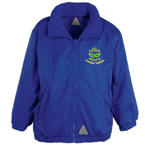 Upton Heath Reversible Jacket Royal