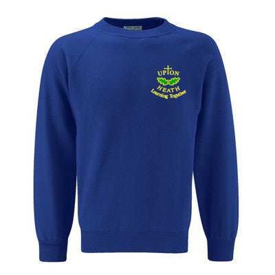 Upton Heath Sweatshirt (Compulsory) Deep Royal