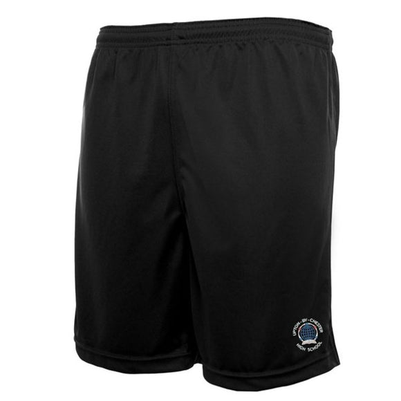 Upton-By-Chester Football Shorts Black
