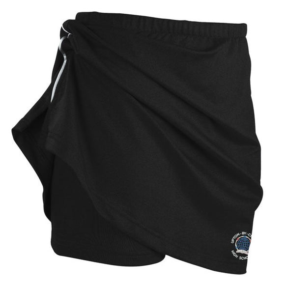 Upton-By-Chester Skort Black / White