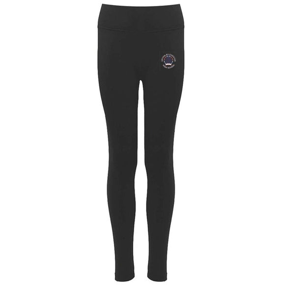 Upton-By-Chester Leggings Black