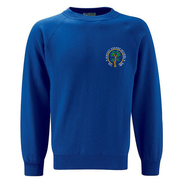 Whitley Village Primary Sweatshirt Royal
