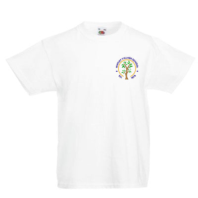 Whitley Village Primary PE T Shirt White