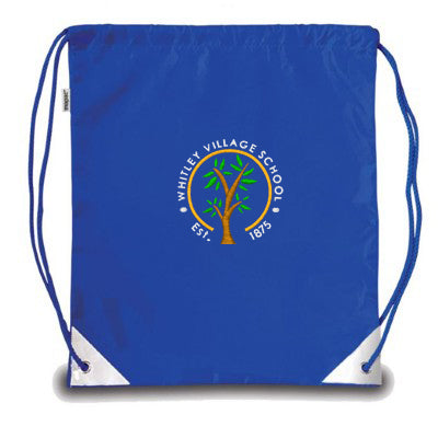 Whitley Village Primary PE Bag Royal