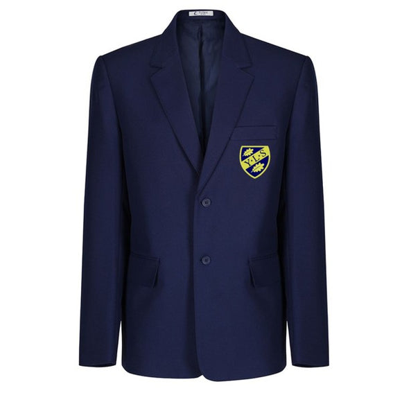 Yorston Lodge Boys Blazer Royal