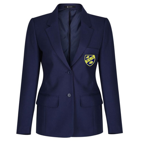 Yorston Lodge Girls Blazer Royal