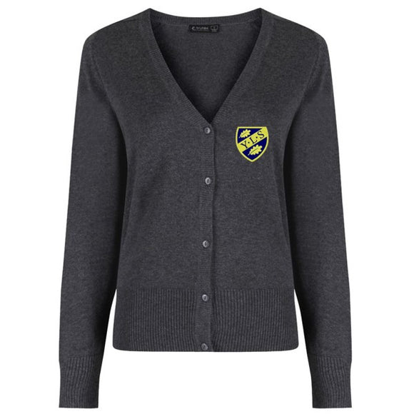 Yorston Lodge Cardigan Grey