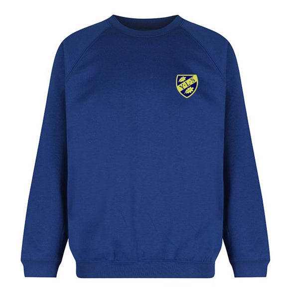 Yorston Lodge Sweatshirt Royal
