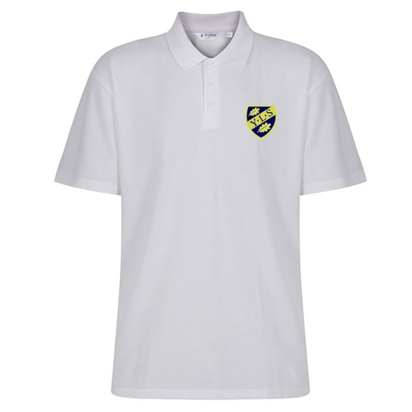 Yorston Lodge Polo White