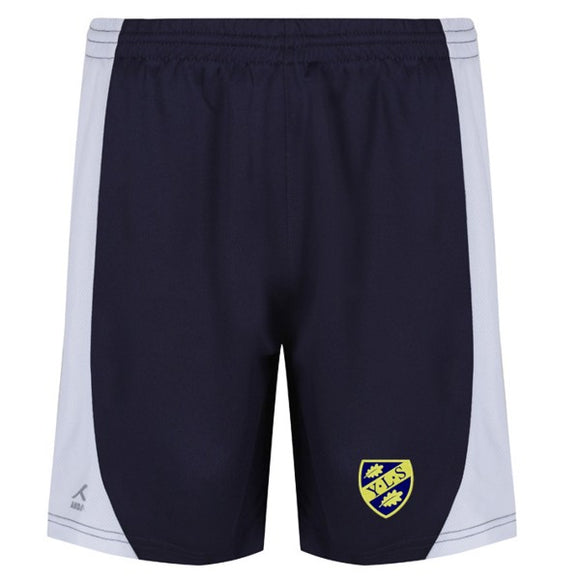 Yorston Lodge Shorts Navy / White