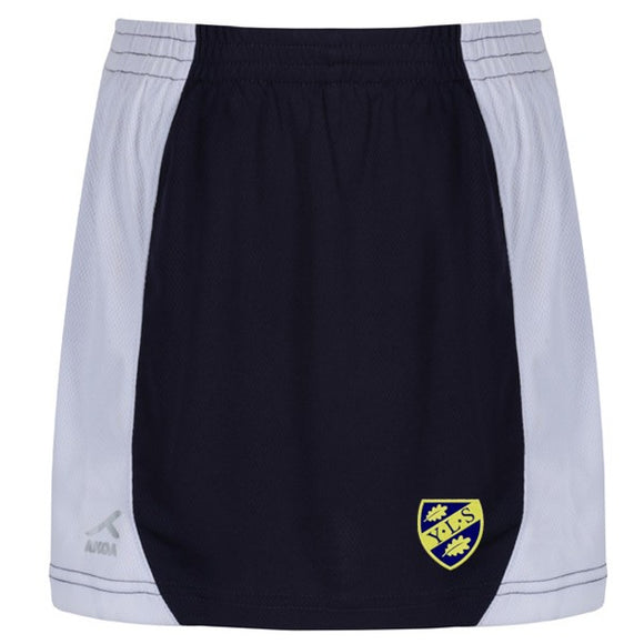 Yorston Lodge Skort Navy / White