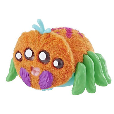 Yellies! Toots Voice-Activated Spider Pet Toy