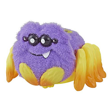 Yellies! Harry Scoots Voice-Activated Spider Pet Toy