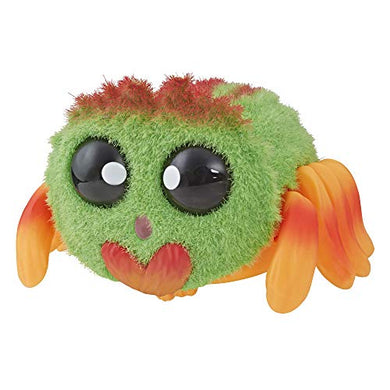 Yellies! Klutzers Voice-Activated Spider Pet Toy