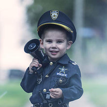 Load image into Gallery viewer, Pretend Police Officer Toy Megaphone with Siren Sounds for Kids