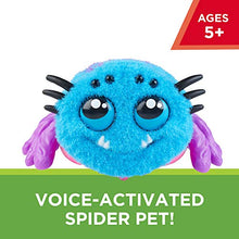 Load image into Gallery viewer, Yellies! Skadoodle Voice-Activated Spider Pet Toy