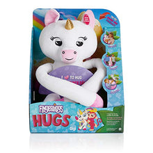 Load image into Gallery viewer, Gigi Fingerlings Hugs - Advanced Interactive Plush Baby Unicorn Pet