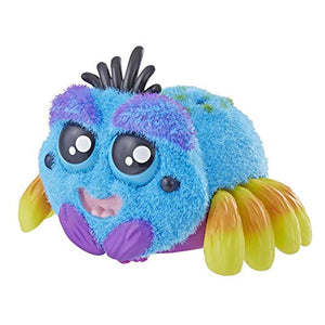 Yellies! Webington Voice-Activated Spider Pet Toy