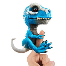 Load image into Gallery viewer, Untamed Ironjaw T-Rex by Fingerlings Toy By WowWee
