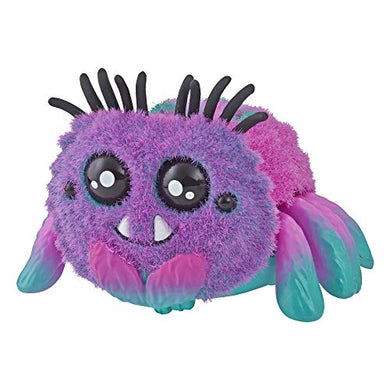 Yellies! Toofy Spooder Voice-Activated Spider Pet Toy