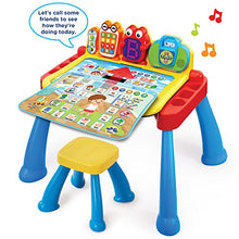 Load image into Gallery viewer, Noisy Desk Toy: VTech Touch and Learn Activity Desk