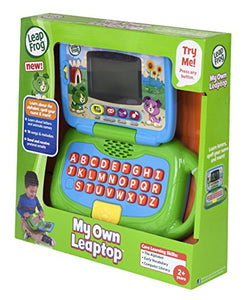 Annoying Toy Laptop: LeapFrog My Own Leaptop