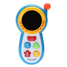 Load image into Gallery viewer, Baby's First Mobile Cell Phone Noisy Musical Toy