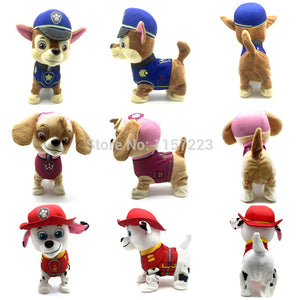 Rescue Dogs Toys That Sing & Walk