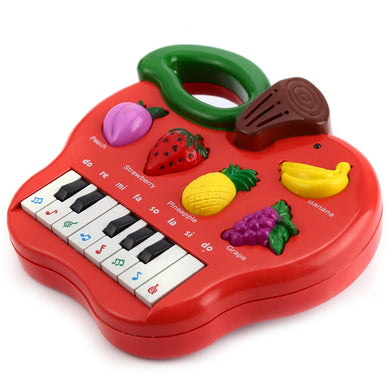 Baby Fruits Piano Musical Toy