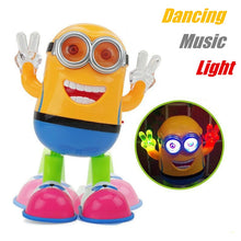 Load image into Gallery viewer, Despicable Me 3 Talking Dave Action Figure Toy With Light And Music