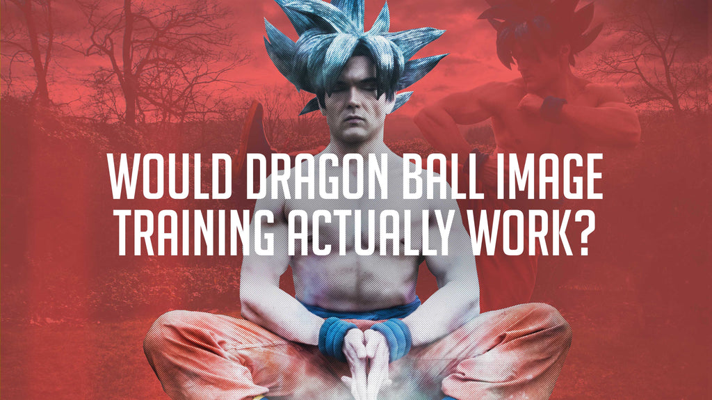 Would Dragon Ball Image Training Actually Work? Here's Ten Studies (Anime GainZ) (2019)