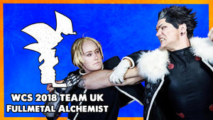 FullMetal Alchemist - Ed Vs Greed | World Cosplay Summit WCS 2018 Team UK