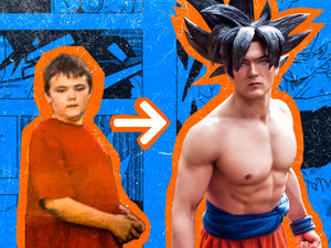 HOW ANIME SAVED MY LIFE - My weeaboo fitness story