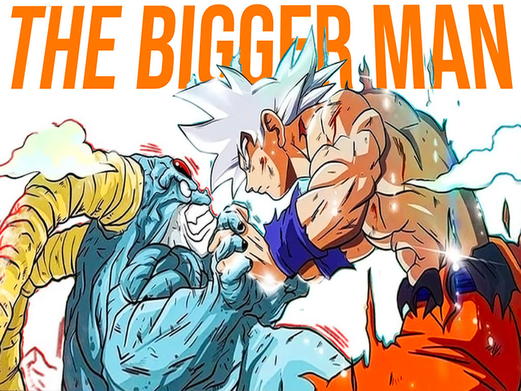 Being The BIGGER Man: Why Goku Vs Moro Is GENIUS | BE MORE SHONEN: DragonBall Super 66 Review